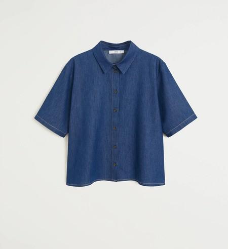 Camisas Cortas Cropped