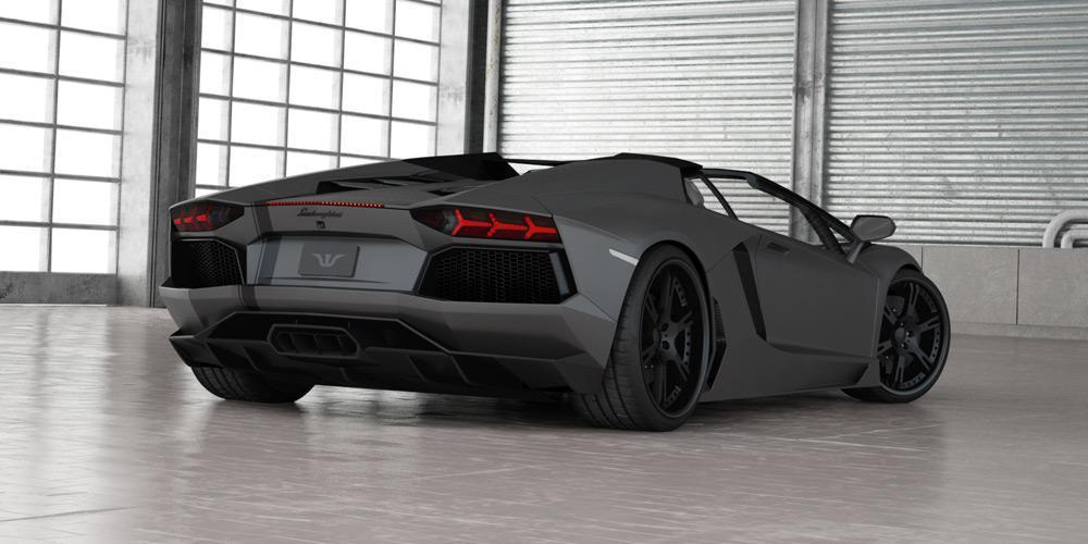 Foto de Wheelsandmore Lamborghini Aventador Roadster (4/9)