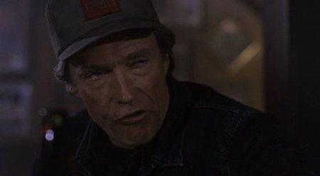 Clint Eastwood: 'El cadillac rosa'