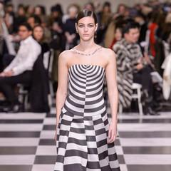 Foto 27 de 74 de la galería dior-alta-costura-maria-grazia-chiuri-y-su-magico-desfile-en-blanco-y-negro-primavera-verano-2018 en Trendencias