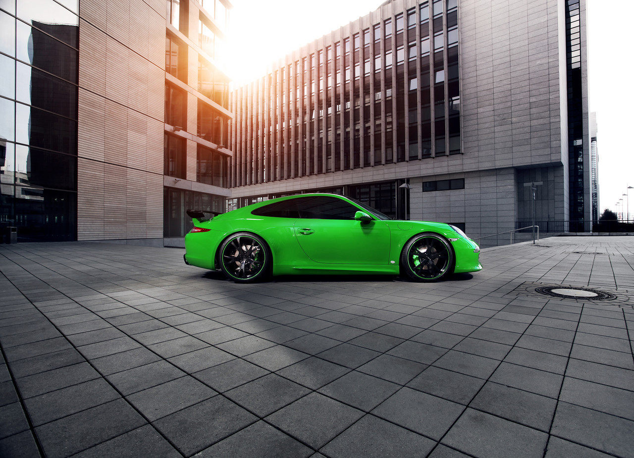 Foto de Porsche 911 Carrera 4S por TechArt (28/32)