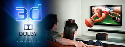 Dolby 3D, en busca de la mejor experiencia 3D sin gafas