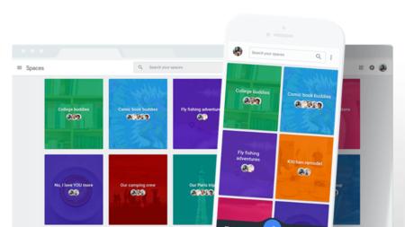 Así es Google Spaces, una aplicación de mensajería grupal que hereda funciones de Google+