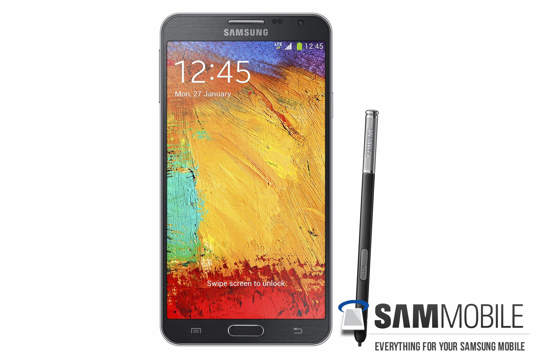 Foto de Galaxy Note 3 Neo Leak (3/5)