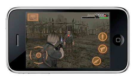 'Resident Evil 4: For Beginners': una nueva versión descafeinada para iPhone/iPod Touch