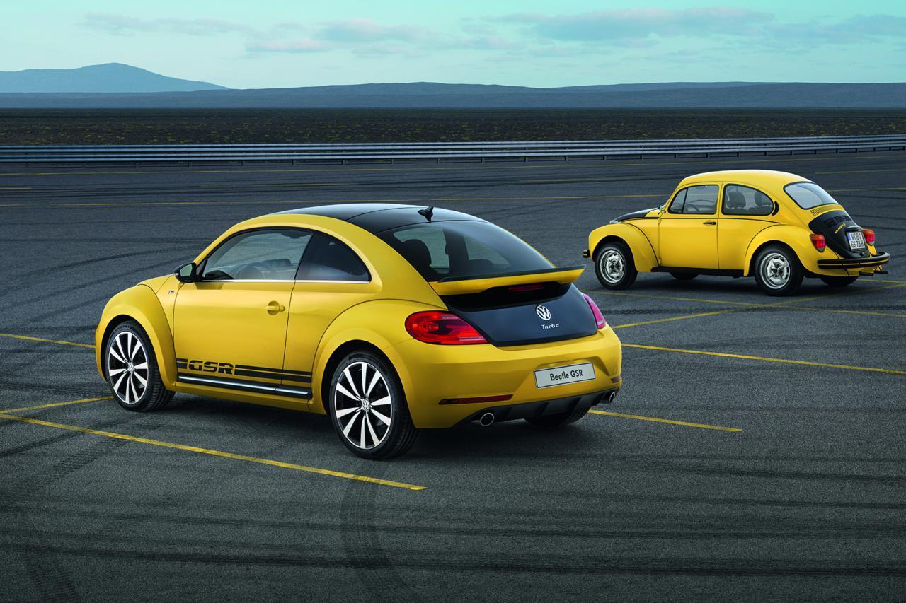 Foto de Volkswagen Beetle GSR (8/14)