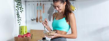 Así debería ser tu alimentación post-entrenamiento si quieres conseguir los mejores resultados