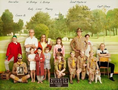 'Moonrise Kingdom', el curioso caso de Suzy y Sam