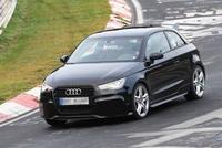 Audi RS1, casi sin camuflaje rueda en Nürburgring Nordschleife