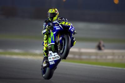 MotoGP Catar 2015: Valentino Rossi culmina un GP de ganadores inesperados