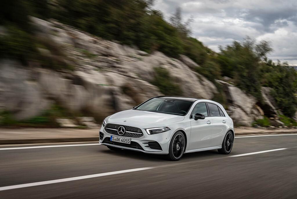 El nuevo Mercedes-Benz A 180d sin motor  Renault ya está a la venta, desde 33.900 euros