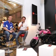 Foto 36 de 51 de la galería yamaha-xj6-rosa-italia en Motorpasion Moto
