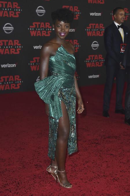 mejor vestidas 2017 alfombra roja Lupita Nyongo de Halpern