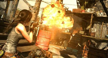Tomb Raider PS4 Xbox One