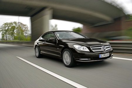 Mercedes CL 2011, ahora con Active Lane Keeping Assist y Active Blind Spot Assist