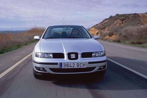Existió un SEAT Toledo con motor V5. Esta es su historia