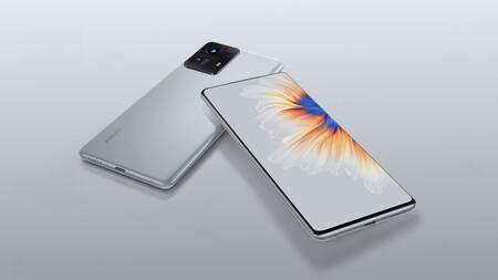 """Mi MIX 4: el primer smartphone de Xiaomi con cámara frontal """"invisible"""" también tiene Snapdragon 888+ y carga rápida de 120W"""