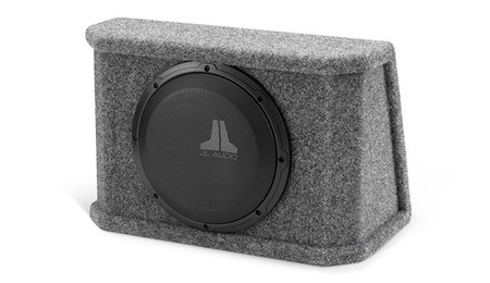 Subwoofer JL Audio en cajón sellado