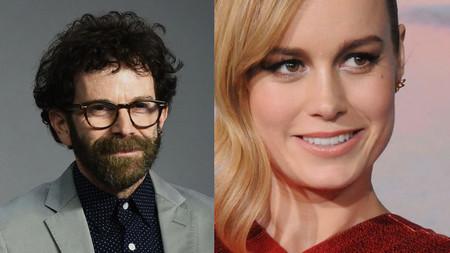 Tras 'Capitana Marvel', Brie Larson protagoniza la nueva película de Charlie Kaufman para Netflix