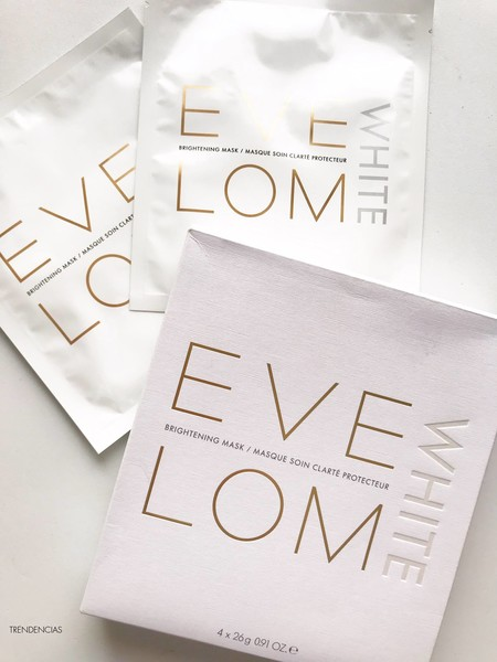 Eve Lom Mascarilla Luminosidad 2