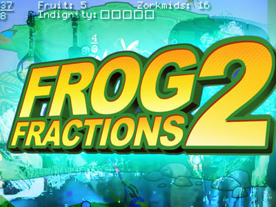 No es broma: Frog Fractions 2 ha sido descubierto y permite cargar partidas de Mass Effect 2