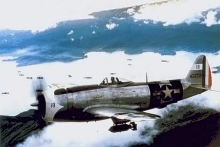 P47 Escuadron 201 Mexico1