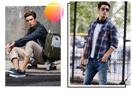 De la escuela al weekend: Bloomingdale's nos muestra como vestir en versión casual chic