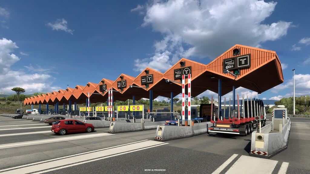 De Algeciras a Málaga: la nueva actualización de Euro Truck Simulator 2 nos muestra su contenido para las carreteras españolas