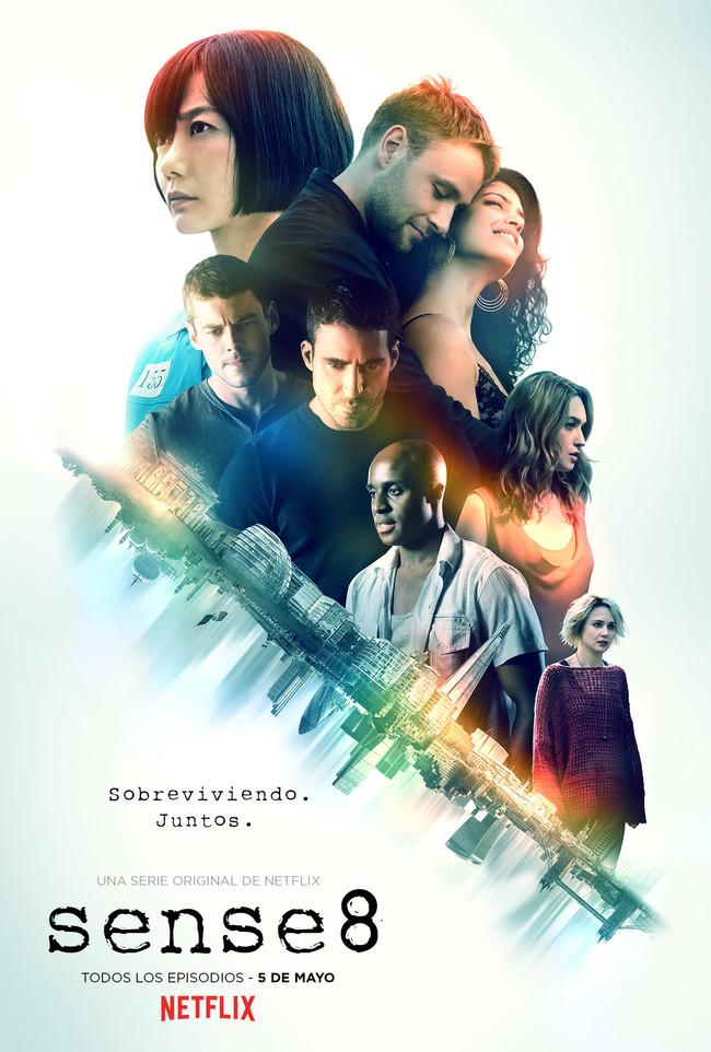 Sense8 S2 Poster