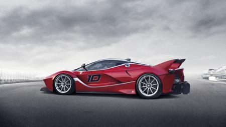 1400444 Car Ferrari Fxxk 1