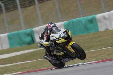 Sepang Test 2, Ben Spies