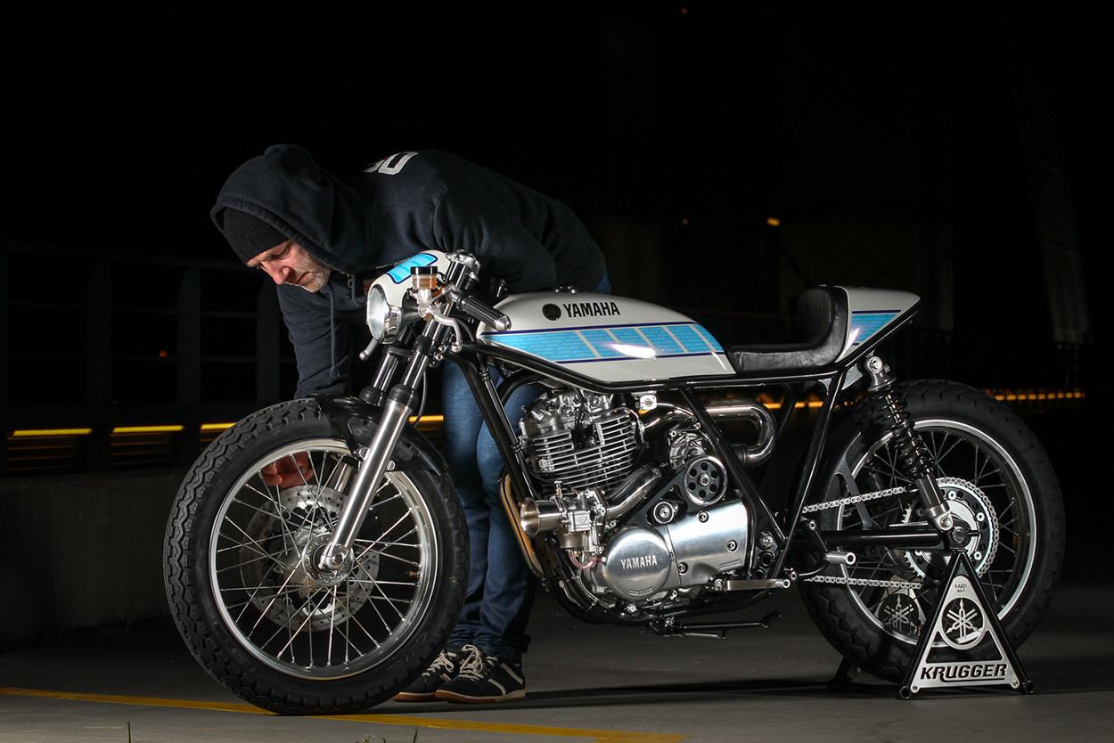 Foto de Yamaha SR400 Krugger (13/16)
