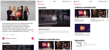Ya puedes ver el primer capítulo de Planet of the Apps en Apple Music
