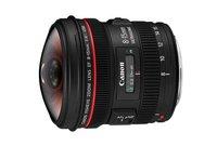 Canon EF 8-15 mm f/4L Ojo de pez USM