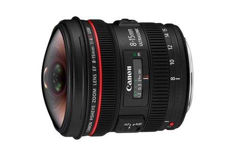 Nuevos objetivos Canon serie L