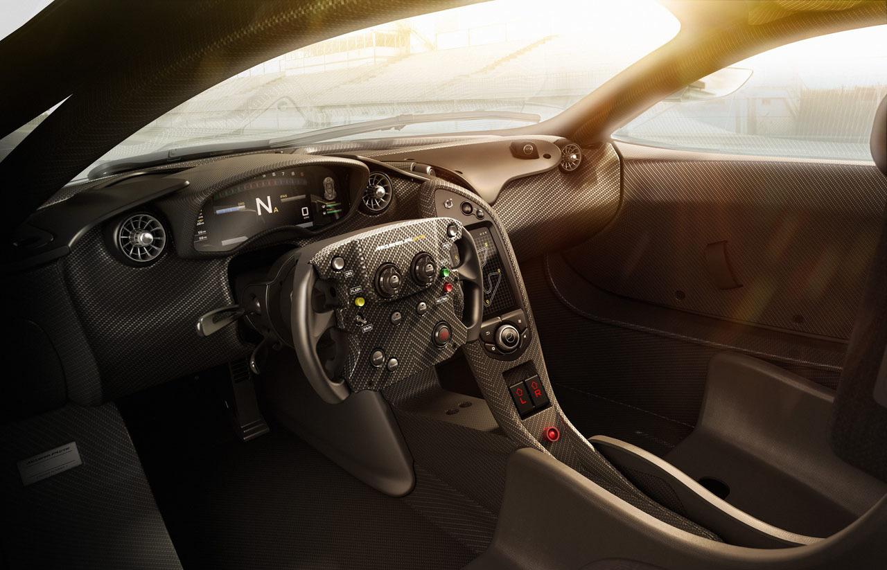 Foto de McLaren P1 GTR (9/10)
