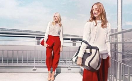 Si un sólo conjunto pudiéramos llevar... Campaña Otoño 2012 de Chloé