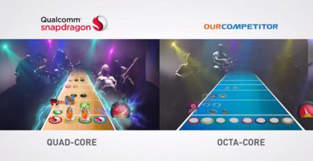 Qualcomm se toma a broma los ocho núcleos de MediaTek
