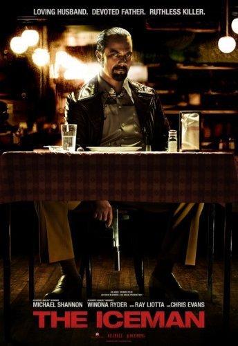 'The Iceman', tráiler y cartel del thriller protagonizado por Michael Shannon