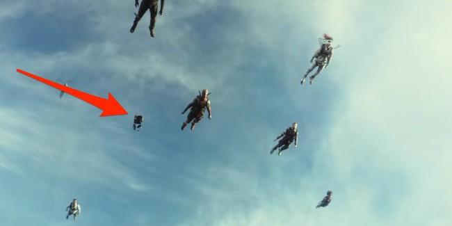 Brad Pitt in Deadpool 2