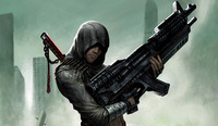 ¿Será algo así el protagonista de 'Assassin's Creed III'?