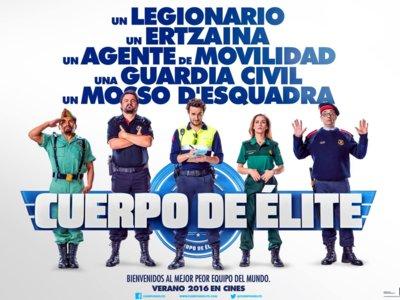 Taquilla española | 'Cuerpo de élite' es el nuevo éxito del cine nacional