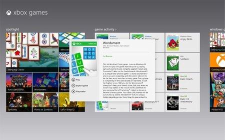 Anunciados los primeros juegos de Windows 8 integrados en Xbox Live: apuesta por lo casual