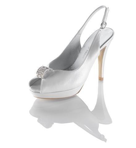 Zapatos de novia by Fosco