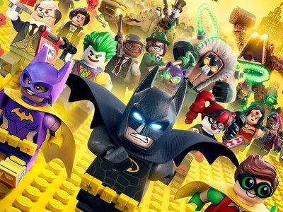 No solo moda: estreno de 'Batman: La Lego Película'