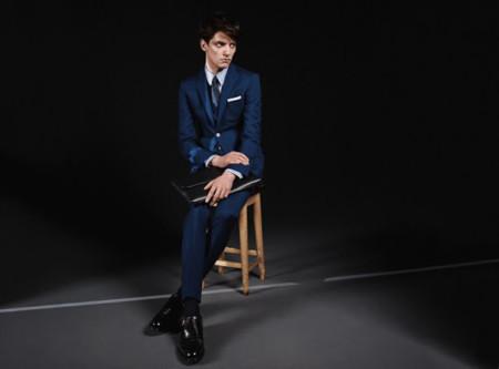 Gucci nos viste serios en invierno con su nueva colección tailoring para despedir el año
