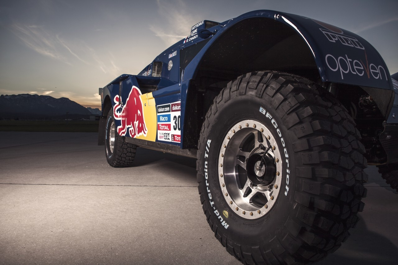 Foto de SMG Buggy - Dakar 2014 (14/24)