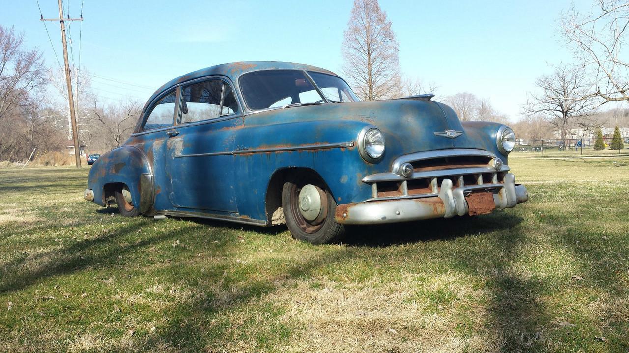 Foto de 1949 Chevrolet DeLuxe (4/22)