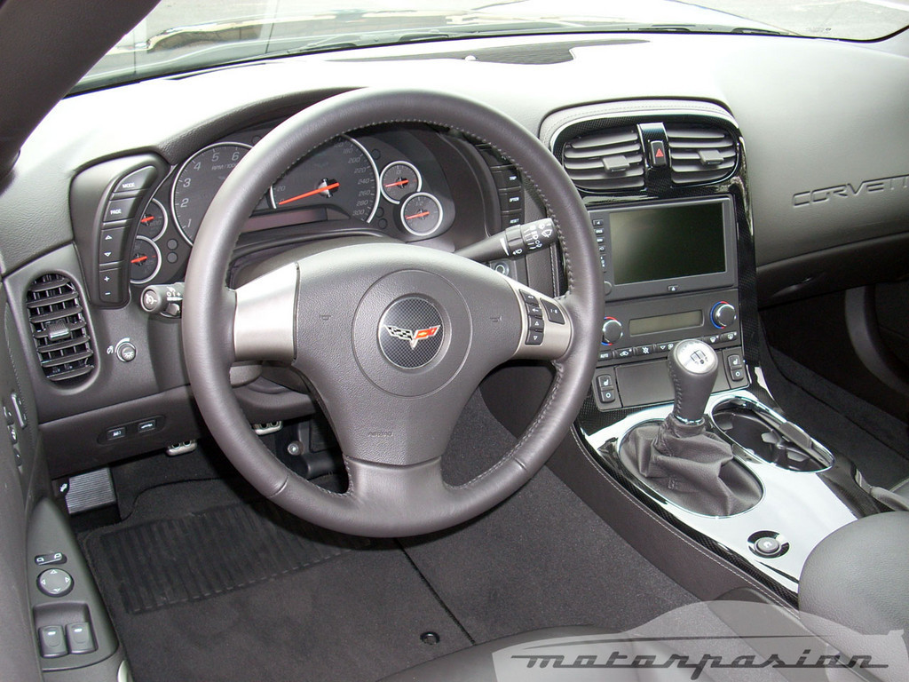 Foto de Chevrolet Corvette C6 (presentación) (5/48)