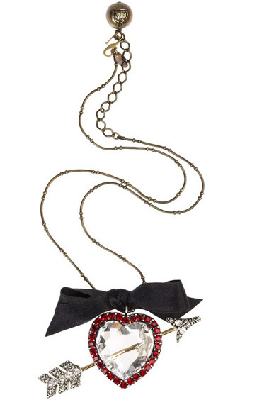 Glass Heart, el flechazo de Lanvin
